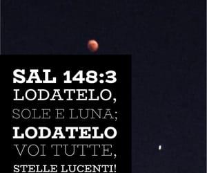 luna, bibbia, and ️amore image