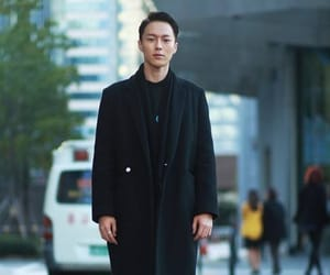 handsome, korean, and model image