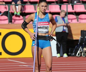 athletics, sport, and sara zabarino image