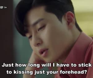Korean Drama, kdrama, and quote image