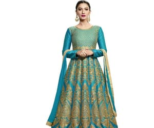anarkali, anarkali salwar kameez, and anarkali suits image