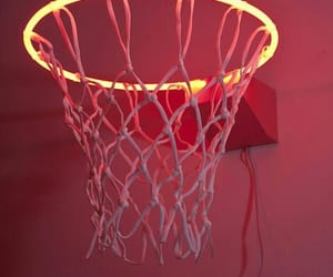 aesthetic, basket, and light image