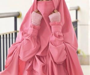 hijab, niqab, and indonesian image
