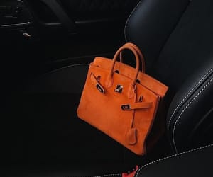 bag, luxury, and hermes image