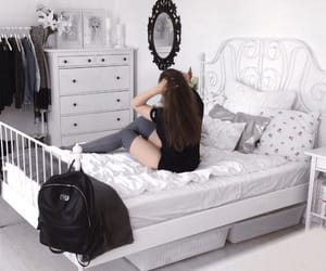 girl and ikea image