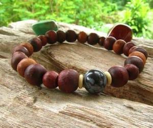 bracelet, ethnic, and etsy image