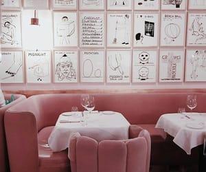 beautiful, cafe, and girly image