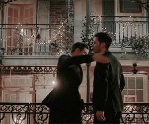 gif, The Originals, and elijah mikaelson image