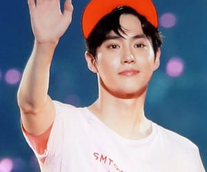 exo, leader, and junmyeon image