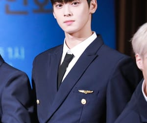 asian, eun woo, and kpop image