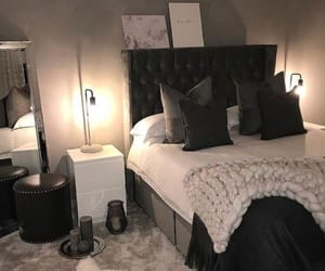 decor, bedroom, and interior image