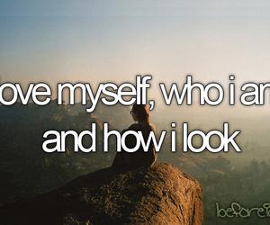 love, before i die, and myself image
