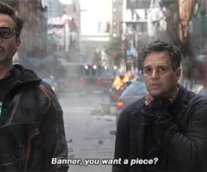 Avengers, Marvel, and gif image