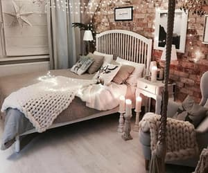 beautiful, cama, and beige image