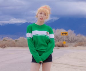 aesthetic, k-pop, and wendy image