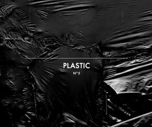 plastic and black image