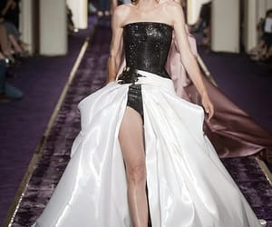 Balmain, karl lagerfeld, and Versace image
