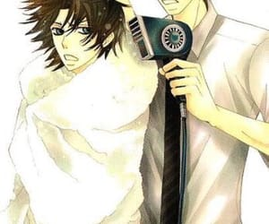 junjou romantica, anime, and bl image