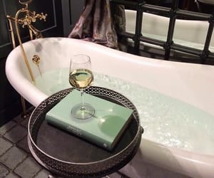 bath, luxury, and interior image