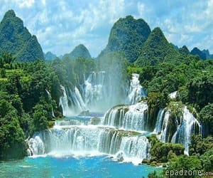 beautiful, nature, and tropical image