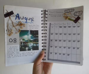 aesthetic, bullet journal, and beautiful image