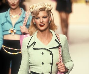 aesthetic, outfits, and catwalk image