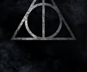 harry potter and black wallpaper image