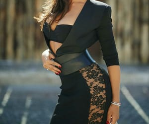 black, classy, and girls image