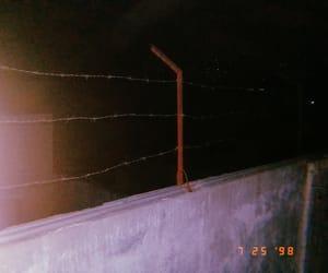 dark, night, and vintage photo image