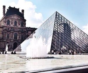 entrance, france, and paris image