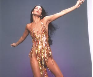 cher and 70s image
