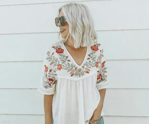 blusa, cool, and hair image