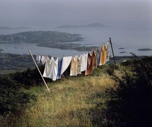 vintage, ireland, and sea image