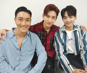 changmin, siwon, and kpop image