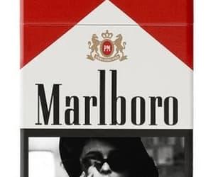 art, cigarette, and cigarettes image