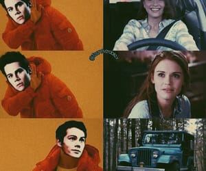 tw, stiles, and teenwolf image