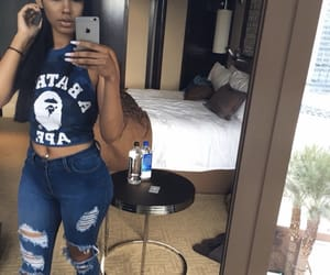 bape, jeans, and fashionova image