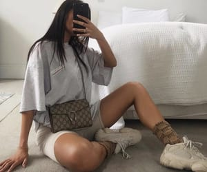 gucci, outfit, and yeezy image
