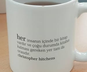 cups, christopher hitchens, and alıntı image