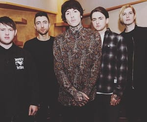 bmth, lee malia, and oliver sykes image