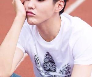 asian boy, exom, and kris wu image