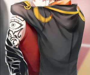 mystic messenger, unknown, and 707 image