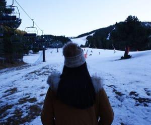 fotos, nieve, and snow image