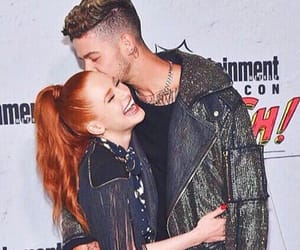 beauty, couple, and madelaine petsch image