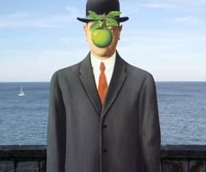 arte, Collage, and rene magritte image