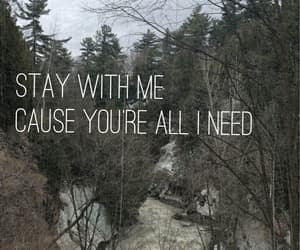 stay with me, quotes, and stay image
