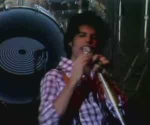 1970s, Freddie Mercury, and video image