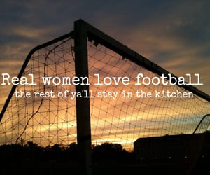 enjoy, football, and girls image