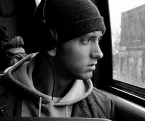eminem, music, and rap image