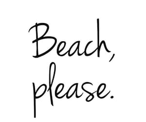 quotes, background, and beach image